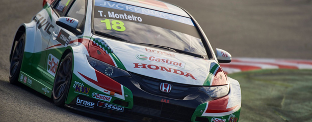 A Marrakech, le Castrol Honda World Touring Car Team peut envisager une place sur le podium
